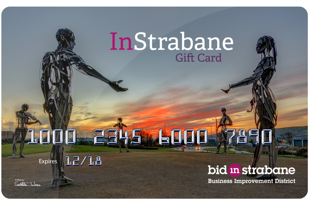 In Strabane Gift Card