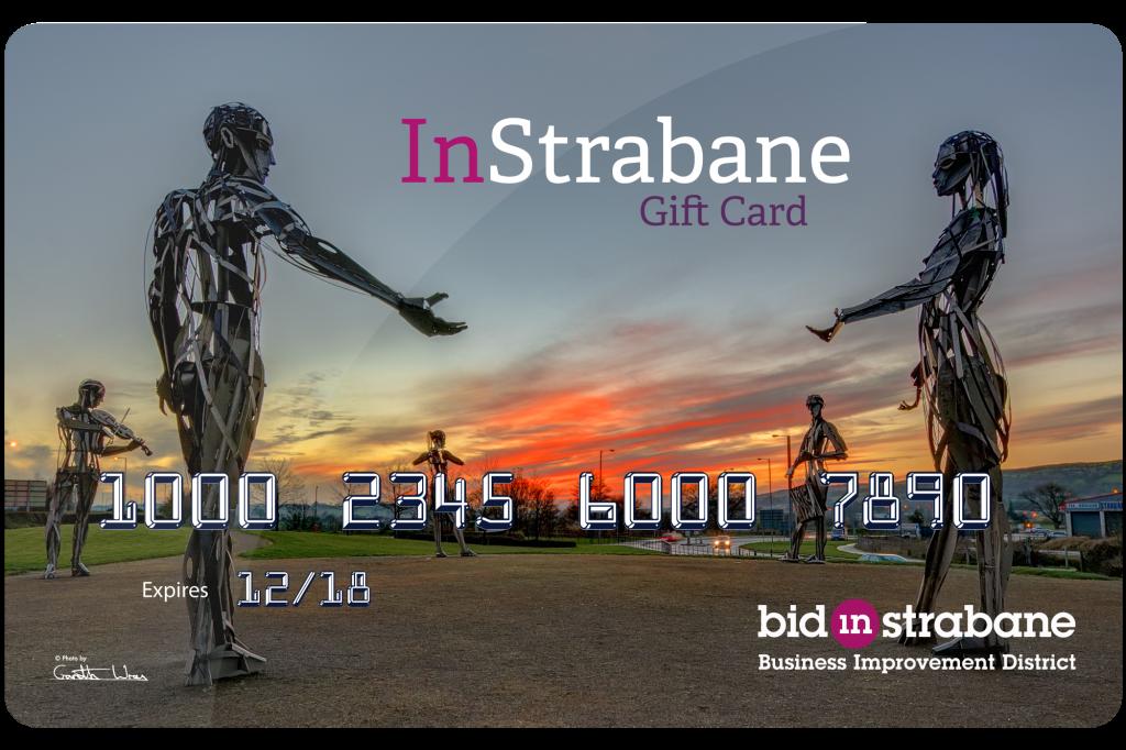In Strabane Gift Card
