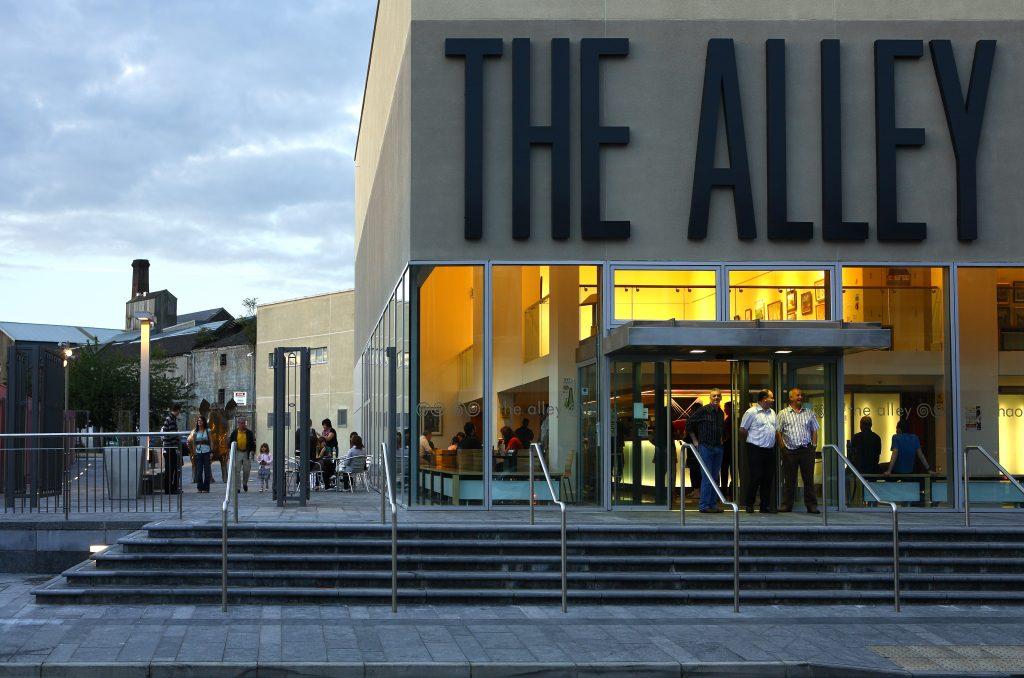 The Alley Theatre, Strabane