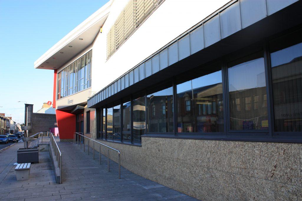 Strabane Library