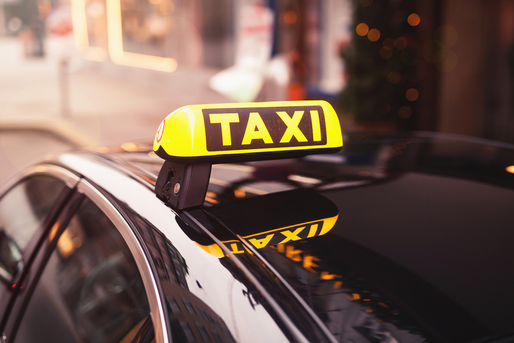 Taxi Strabane